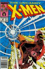 Uncanny X-Men (1963-2011) #221 Variant A: Newsstand Edition
