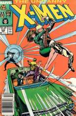 Uncanny X-Men (1963-2011) #224 Variant A: Newsstand Edition