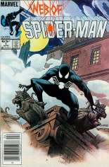 Web of Spider-Man (1985-1995) #1 Variant A: Newsstand Edition