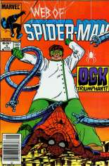 Web of Spider-Man (1985-1995) #5 Variant A: Newsstand Edition