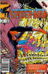 Web of Spider-Man (1985-1995) #6 Variant A: Newsstand Edition