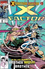 X-Factor (1986-1998) #60 Variant B: Direct Edition