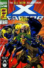 X-Factor (1986-1998) #71 Variant B: Direct Edition
