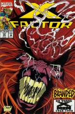 X-Factor (1986-1998) #89 Variant B: Direct Edition