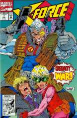 X-Force (1991-2002) #7 Variant B: Direct Edition