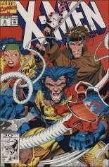 X-Men (1991-2001, 2004-2008) #4 Variant B: Direct Edition