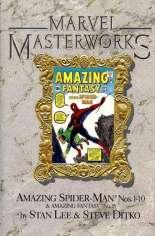 Marvel Masterworks (1987-2002) #HC Vol 1 Variant A