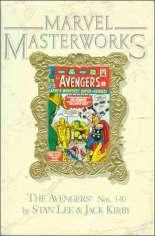 Marvel Masterworks (1987-2002) #HC Vol 4 Variant A