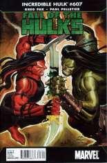 Incredible Hulk (2009-2010) #607 Variant A