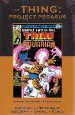 Marvel Premiere Classic Library (2006-Present) #HC Vol 37