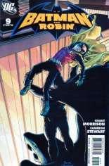 Batman and Robin (2009-2011) #9 Variant A