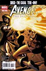 Avengers: The Initiative (2007-2010) #31 Variant B: 2nd Printing