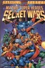 Marvel Super-Heroes Secret Wars (1984-1985) #TP Variant B: 2nd Printing