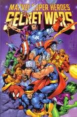 Marvel Super-Heroes Secret Wars (1984-1985) #TP Variant C: 3rd Printing