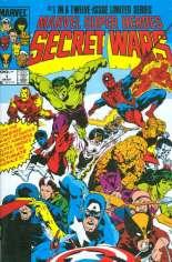 Marvel Super-Heroes Secret Wars Omnibus (2008) #HC Variant A: Book Market Edition