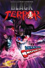 Black Terror (2008-2011) #8 Variant A