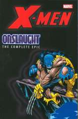 X-Men: The Complete Onslaught Epic (2008-2009) #TP Vol 2
