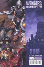 Avengers: The Initiative (2007-2010) #32 Variant B: 2nd Printing