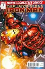 Invincible Iron Man (2008-2012) #1 Variant K: Marvel's Greatest Comics Reprint