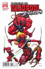 Prelude to Deadpool Corps (2010) #1 Variant B: 1:30 Variant