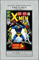 Marvel Masterworks: The X-Men (2003-2010) #HC Vol 4 Variant C: 2nd Printing; Silver Dust Jacket