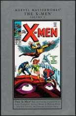 Marvel Masterworks: The X-Men (2003-2010) #HC Vol 5 Variant A: Silver Dust Jacket