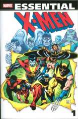 Essential X-Men (2008-Present) #TP Vol 1: 3rd Edition; 2nd and 3rd Editions are separated due to different reprint content