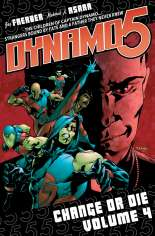 Dynamo 5 (2007-2009) #TP Vol 4