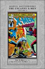 Marvel Masterworks: The Uncanny X-Men (2003-Present) #HC Vol 6 Variant A: Silver Dust Jacket