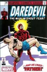 Daredevil (1964-1998) #164 Variant D: Marvel Legends Series III Reprint Packaged w/ Daredevil
