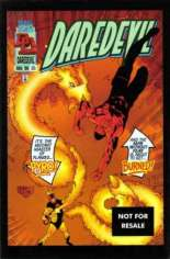 Daredevil (1964-1998) #355 Variant C: Marvel Legends Series XIII Reprint Packaged w/ Pyro