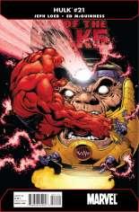 Hulk (2008-2012) #21 Variant A