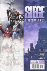 Siege (2010) #1 Variant F: Director's Cut