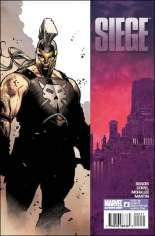 Siege (2010) #2 Variant E: 2nd Printing