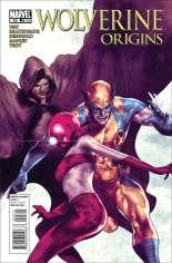Wolverine: Origins (2006-2010) #45 Variant A