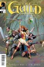 Guild (2010) #1 Variant A
