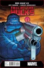 Fall of the Hulks: Red Hulk #3