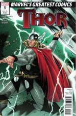 Thor (2007-2011) #1 Variant I: Marvel's Greatest Comics Reprint