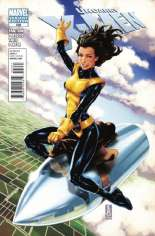 Uncanny X-Men (1963-2011) #522 Variant C: 1:25 Variant
