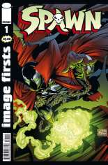 Spawn (1992-Present) #1 Variant D: Image Firsts Reprint