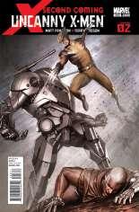 Uncanny X-Men (1963-2011) #523 Variant B: Direct Edition