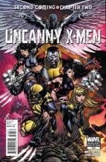 Uncanny X-Men (1963-2011) #523 Variant C: 1:25 Variant