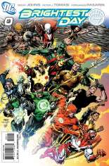 Brightest Day (2010-2011) #0 Variant A