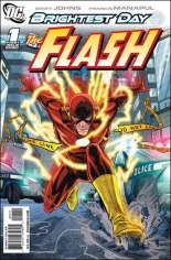 Flash (2010-2011) #1 Variant A