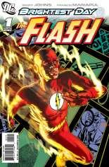 Flash (2010-2011) #1 Variant B: 1:18 Variant