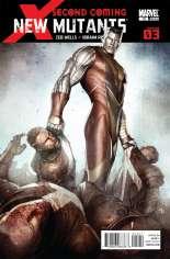 New Mutants (2009-2012) #12 Variant A