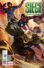Siege: Young Avengers (2010) #One-Shot  Variant A