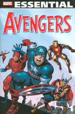 Essential Avengers #TP Vol 1 Variant D