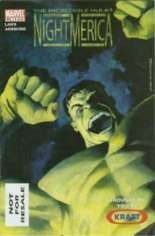 Hulk: Nightmerica (2003-2004) #1 Variant C: Not For Resale Variant produced by Kraft