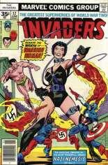 Invaders (1975-1979) #17 Variant B: 35 Cent Variant